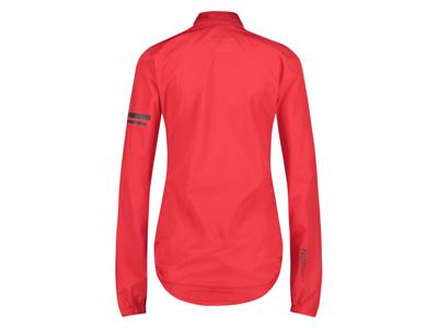 AGU Jacket Essential Rain - Dame cykelregnjakke - Rød