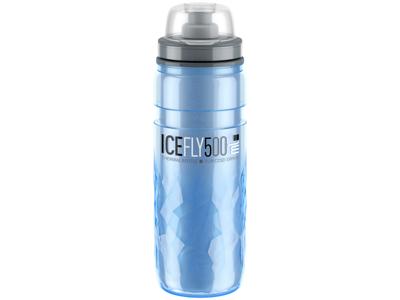 Elite Fly Ice - Drikkedunk 500ml  - 100% Biologisk nedbrydelig - Blå