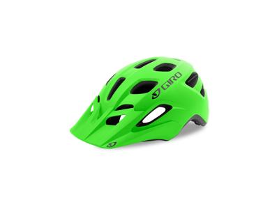 Giro Tremor Mips - Cykelhjelm junior - Str. 50-57 cm - Mat grøn