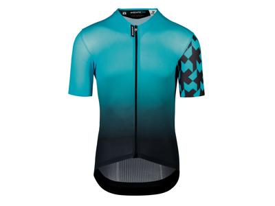 Assos EQUIPE RS Summer SS Jersey Prof Edition - Cykeltrøje - Blå