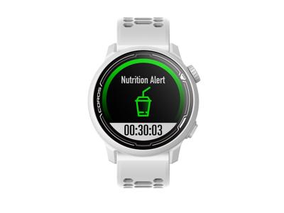 Coros - Pace 2 - Sportsur med GPS - Hvid - Silikone Rem