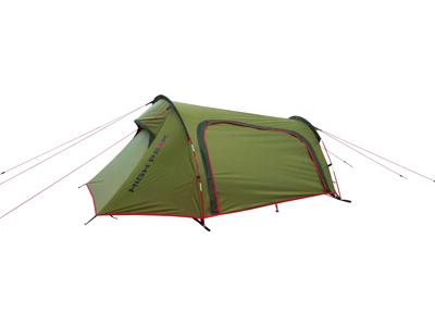 High Peak Sparrow 2 - 2 personers telt - Pesto-red