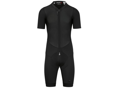 Assos Equipe RS Le Houdini Roadsuit S9 - Cykeldragt m. pude - Sort