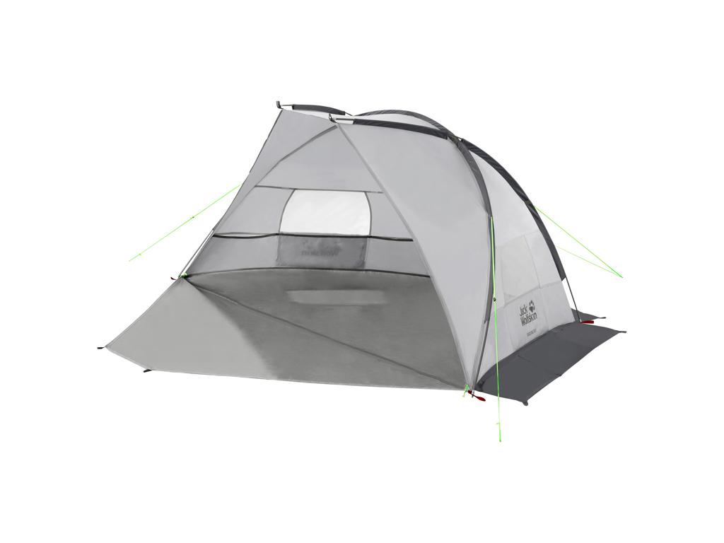 Jack Wolfskin Beach Shelter III - One size - Slate Grey