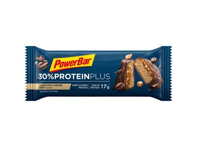 Powerbar 30% Proteinplus - Cappuccino/karamel 55 gram