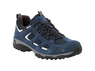 Jack Wolfskin Vojo Hike 2 Texapore Low M - Vandrestøvle - Hr. - Night Blue