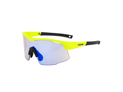 Rogelli Pulse - Sykkelbriller - TR-90 - 3 sett med linser - Gul