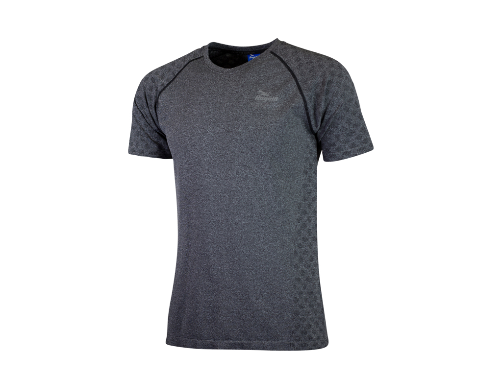 Image of   Rogelli Seamless - Sports t-shirt - Grå - Str. M