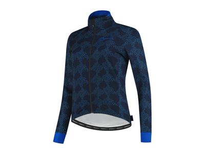 Rogelli Blossom - Vinterjakke Dame - 5 til 15 grader - Blå/Blå