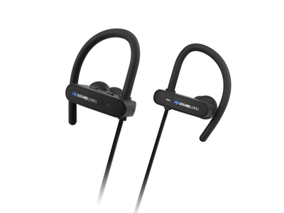 Soundliving - Active - Trådløse bluetooth høretelefoner - Sort