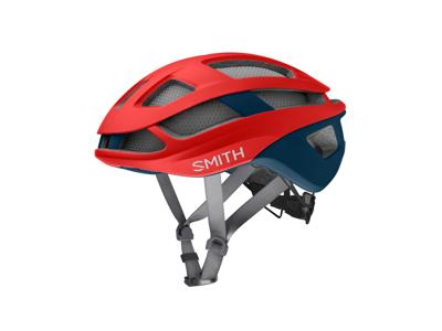 Smith Trace Mips - Cykelhjelm - Mat Rød/Blå