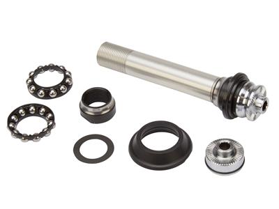 Shimano XT - Akselsæt til fornav/forhjul - 100mm QR aksel - HB-M785/M8000