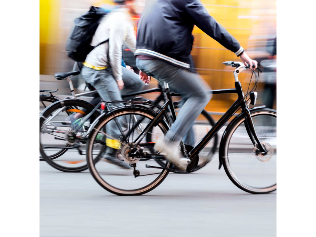Cykler, anhængere m.m.