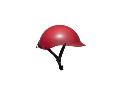 Dashel Urban - Cykelhjelm - CE EN1078 Godkendt - Rød