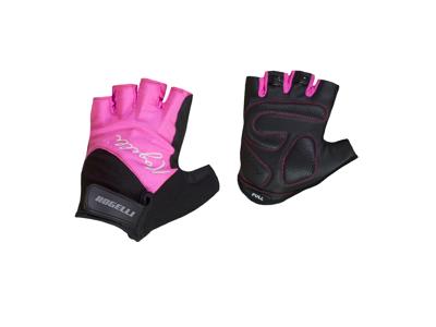 Rogelli Dolce - Cycling Glove - Gelpute for kvinner - rosa