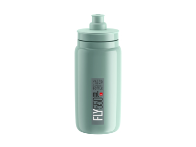 Elite Fly - Drikkedunk 550ml - 100% Biologisk nedbrydelig - Grøn med Grå logo