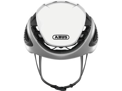 Abus GameChanger - Aero cykelhjelm - Silver white
