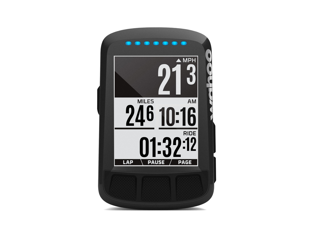 Wahoo - ELEMNT Bolt 2 - Cykelcomputer med GPS - Stealth