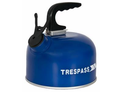 Trespass Boil - Kedel i aluminium - 1 liter - Blå