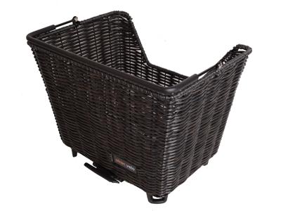 Atran Velo - Picnic - til bagagebærer med AVS - 24 liter - Sort