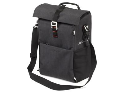 XLC - Commuter Single - Taske til bagagebærer - Sort