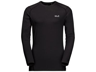 Jack Wolfskin Sky Flex - Langærmet T-Shirt Dame
