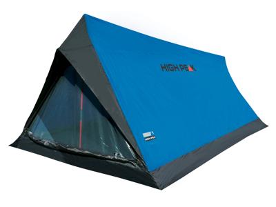 High Peak Minilite - 2 personers telt - Blå