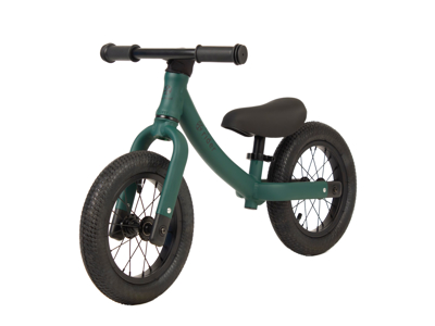 My Hood Rider- Løbecykel med aluminiums stel - Grøn