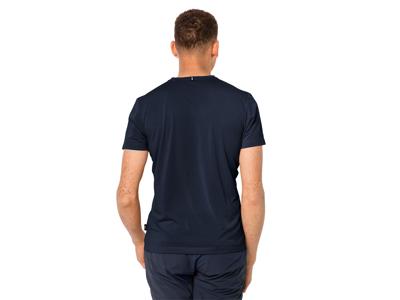 Jack Wolfskin Active T-Shirt - Hr. - Sort