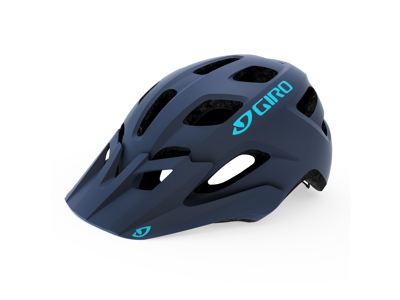 Giro Verce - Cykelhjälm MTB - Storlek 50-57 cm - Matblå