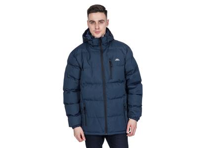 Trespass Clip - Polstret jakke - Blå