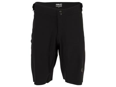 AGU Shorts MTB - Cykelbuks uden seler- Sort