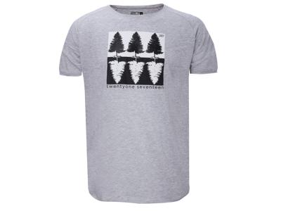 2117 OF SWEDEN Apelviken - T-Shirt - Grå