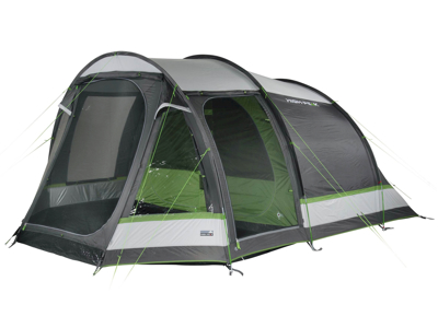 High Peak Meran 5.0 - 5 personers telt - Grå/grøn