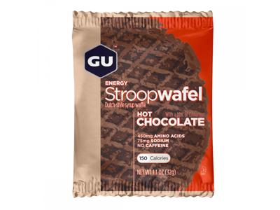 GU Energy Stroopwafel - Hot Chocolate - 32 gram