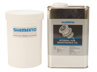 Shimano Nexus - Olie-kit til indvendige gearnav - 1 liter