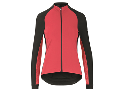 Assos UMA GT Spring Fall Jacket - Sykkeljakke - Kvinner - Rosa