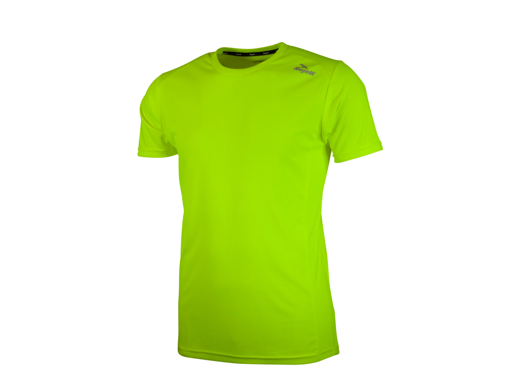 Image of   Rogelli Basic - Sports t-shirt - Gul - Str. S