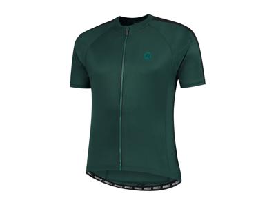 Rogelli Explore - Cykeltrøje - Korte ærmer - Grøn/Sort
