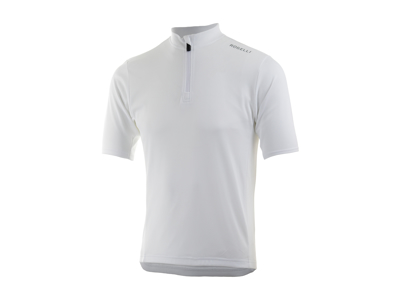 Rogelli Basic - Cykeltrøje - Comfort Fit - Hvid