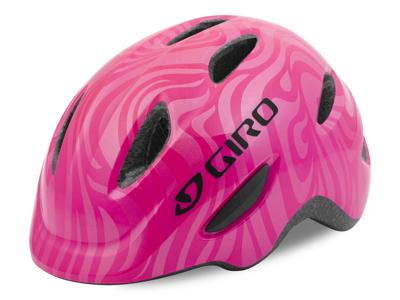 Giro Scamp - Cykelhjelm - Str. 49-53 cm - Pink pearl