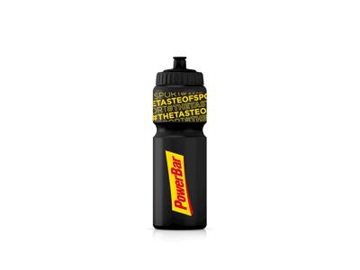 Powerbar - Drikkeflaske - 750 ml - Sort