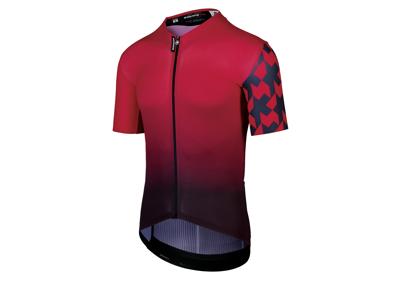 Assos EQUIPE RS Summer SS Jersey Prof Edition - Cykeltröja - Röd