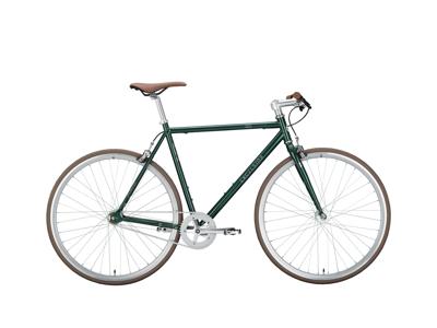 "EXCELSIOR - Dandy m. 1 Gear - 28"" hjul - Ponderosa green"