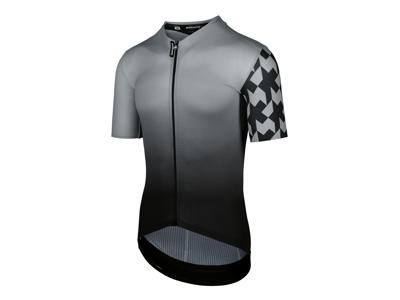 Assos EQUIPE RS Summer SS Jersey Prof Edition - Cykeltröja - Grå