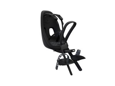 Thule Yepp Nexxt Mini - Cykelstol med 5-punktssele - Formonteret - Sort