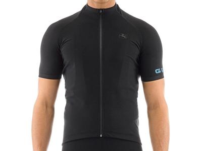 Giordana G-Shield - Cykeltrøje - Korte ærmer - Sort