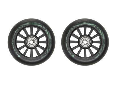Streetsurfing - Nylon core hjul til løbehjul - 2 stk - 100mm