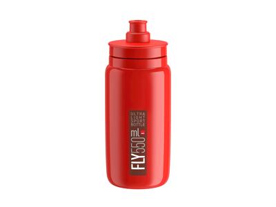 Elite Fly - Drikkedunk 550ml - 100% Biologisk nedbrydelig - Rød med Bordeaux logo