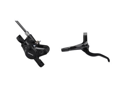 Shimano Bremsesæt - MT400 Sort - Hydraulisk komplet til front
